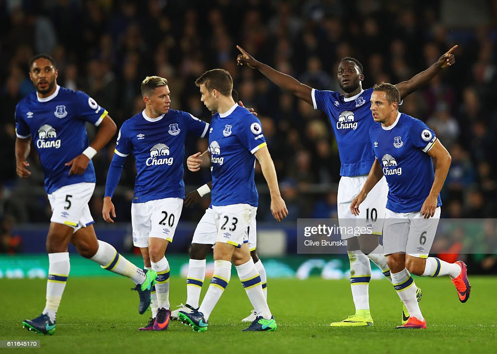 Everton v Crystal Palace - Premier League : News Photo