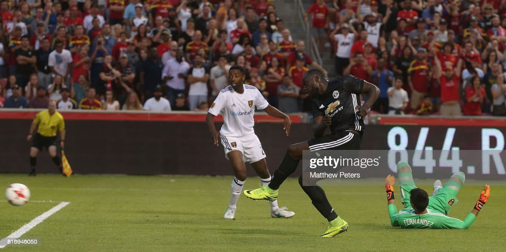 Manchester United v Real Salt Lake : News Photo