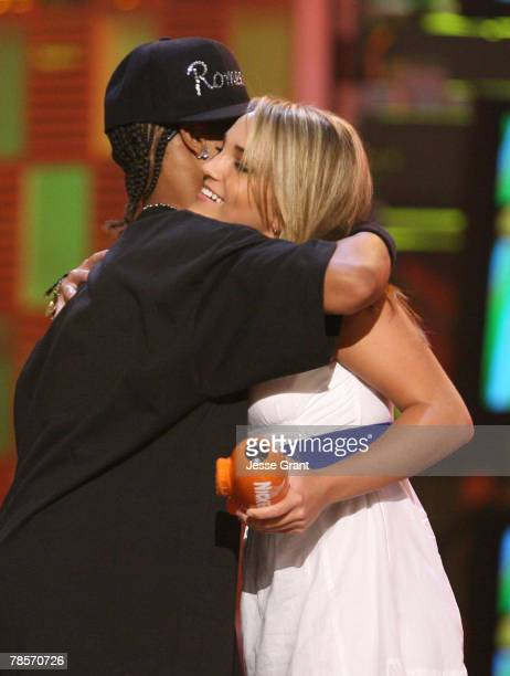 Romeo and Jamie Lynn Spears winner Favorite Television Actress for 'Zoey 101'