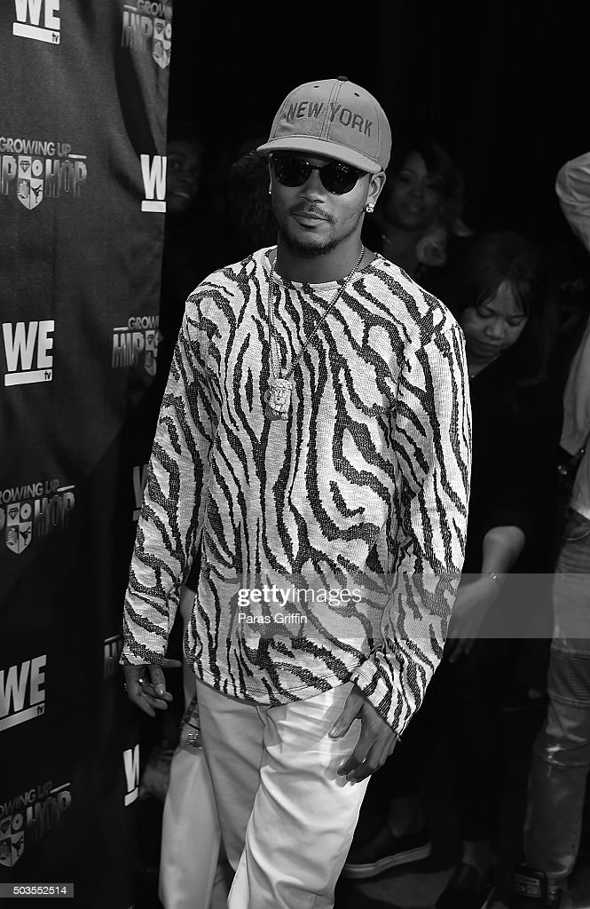 Romeo Miller attends 'Growing Up Hip Hop' Atlanta premiere at SCADshow on January 5 2016 in Atlanta Georgia