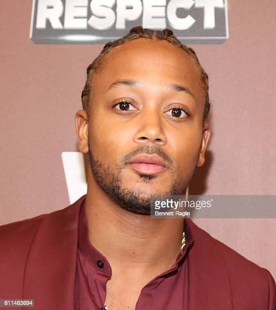 Romeo Miller attends WE tv's Growing Up Hip Hop Season 2 Premiere Screening And After Party on September 29 2016 in New York City