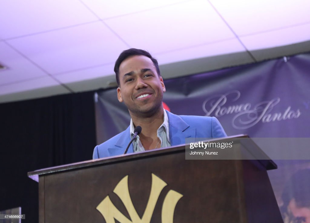 "Romeo Santos' ""Formula, Vol 2"" Album Release Press Conference"
