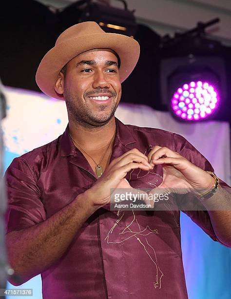 Romeo Santos attends the Billboard Latin Music Conference at Ritz Carlton South Beach on April 29 2015 in Miami Beach Florida