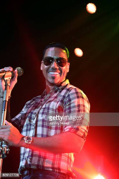 Romeo Santos performs on August 9 2017 in New York City