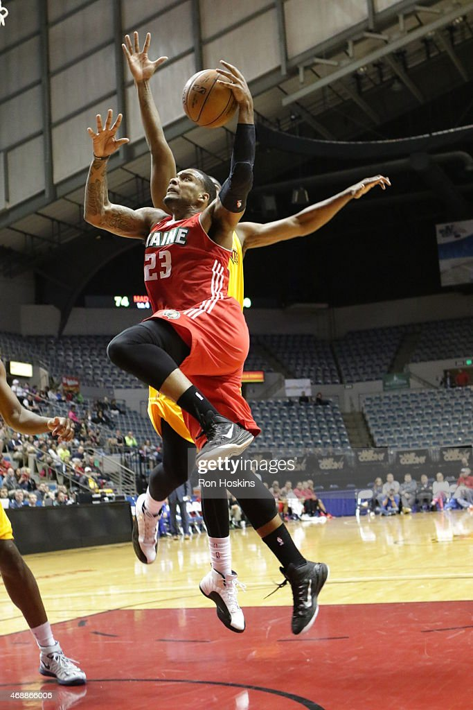 Maine Red Claws v Fort Wayne Mad Ants