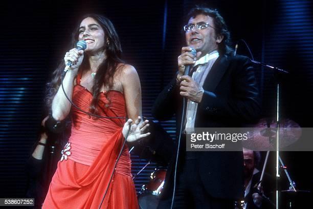 Romina Power Ehemann Al Bano Konzert 'Italienische Nacht' am in Deutschland