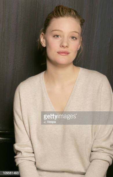 Romola Garai during 2005 Sundance Film Festival 'Rory O'Shea Was Here' Portraits at HP Portrait Studio in Park City Utah United States