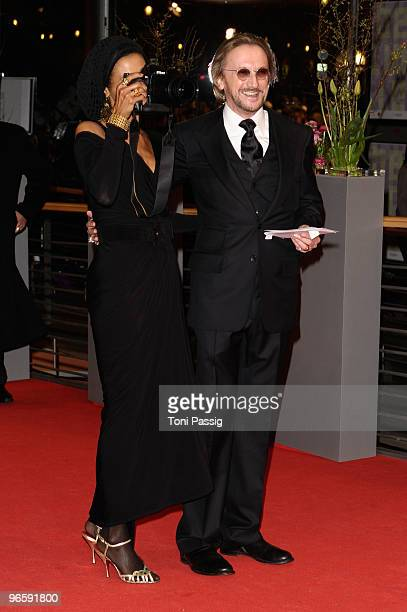 Romy and Marius MuellerWesternhagen attend the 'Tuan Yuan' Premiere during day one of the 60th Berlin International Film Festival at the Berlinale...