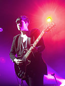 Romy Madley Croft of The XX performs in the Big Top on day one of Bestival on September 10 2010 on the Isle of Wight United Kingdom