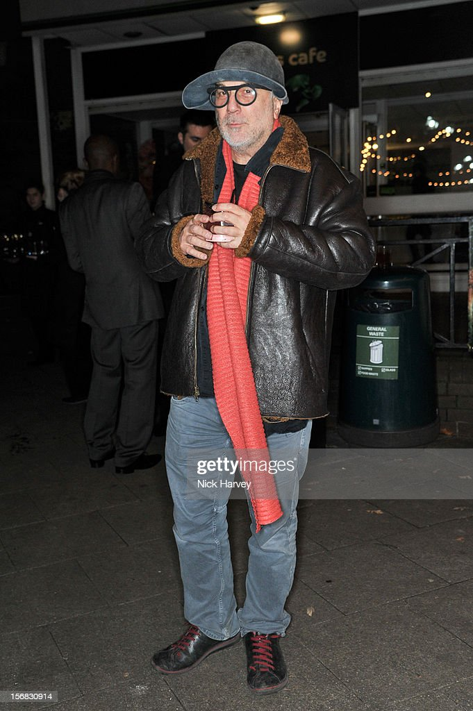 Ron Arad attends the Zeitz Foundation and ZSL gala at London Zoo on November 22, 2012 in London, England.