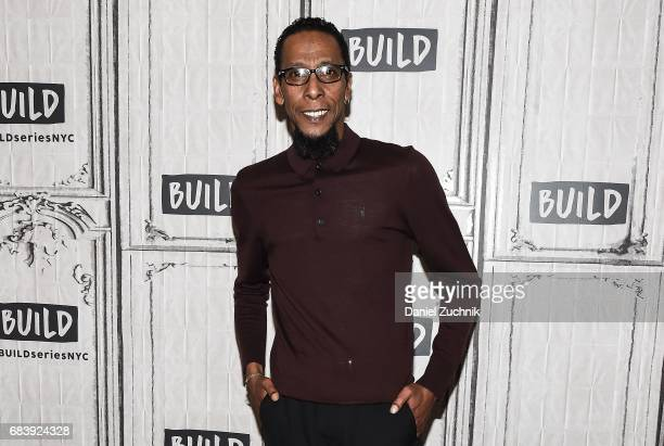 Ron Cephas Jones attends the Build Series to discuss the show 'This is Us' at Build Studio on May 16 2017 in New York City