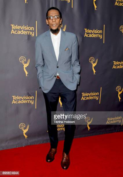 Ron Cephas Jones attends the Television Academy's 'Story TV Adventures In Hollywood' at Wolf Theatre on June 13 2017 in North Hollywood California