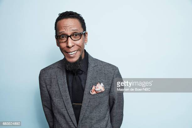 Ron Cephas Jones of 'This is Us' poses for a photo during NBCUniversal Upfront Events Season 2017 Portraits Session at Ritz Carlton Hotel on May 15...