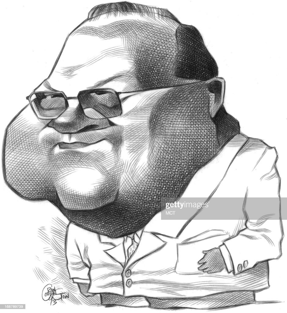 Ron Coddington caricature of Belgian Prime Minister <a gi-track='captionPersonalityLinkClicked' href=/galleries/search?phrase=Jean-Luc+Dehaene&family=editorial&specificpeople=2586798 ng-click='$event.stopPropagation()'>Jean-Luc Dehaene</a>.