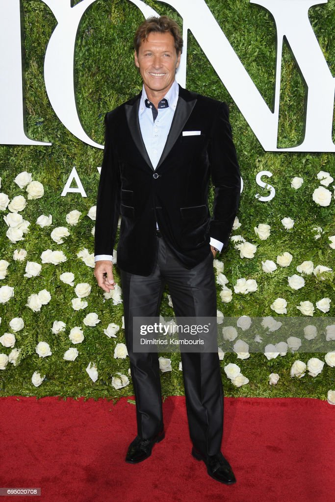Ron Duguay attends the 71st Annual Tony Awards at Radio City Music Hall on June 11, 2017 in New York City.