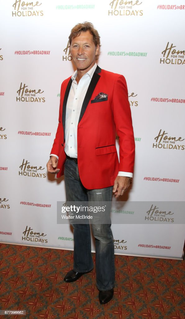 """""""Home For The Holidays"""" Broadway Opening Night - Arrivals"""