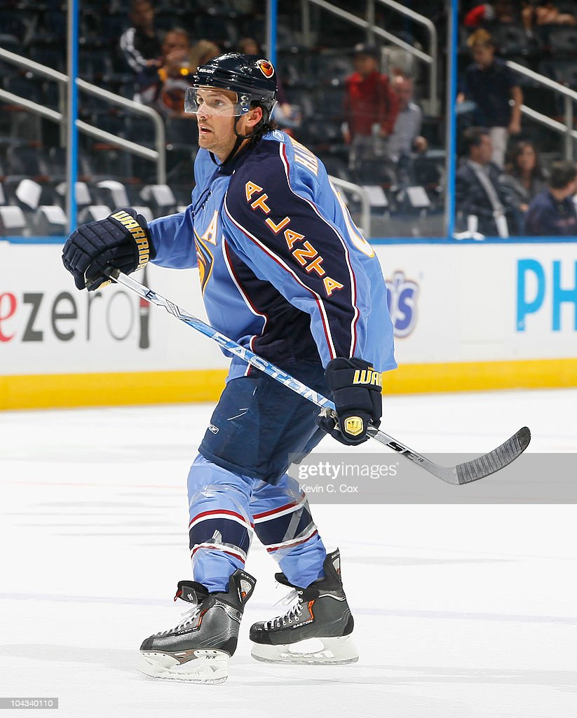 Columbus Blue Jackets v Atlanta Thrashers Photos and Images