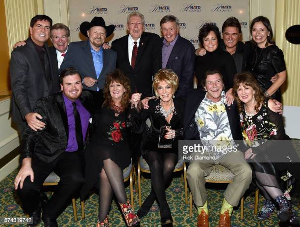Ron Harman Steve Moe Bandy Gene Ward Bill Anderson Kelly Lang TG Sheppard Sally Williams Zach Farnum Carrie MooreReed Jeanny Seely Gus Arrendale and...