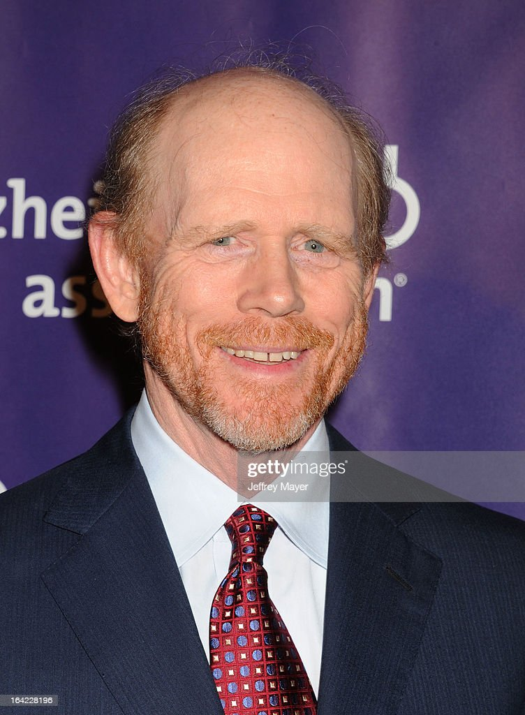 <a gi-track='captionPersonalityLinkClicked' href=/galleries/search?phrase=Ron+Howard+-+Director&family=editorial&specificpeople=201972 ng-click='$event.stopPropagation()'>Ron Howard</a> arrives at the 21st Annual 'A Night At Sardi's' to benefit the Alzheimer's Association at The Beverly Hilton Hotel on March 20, 2013 in Beverly Hills, California.