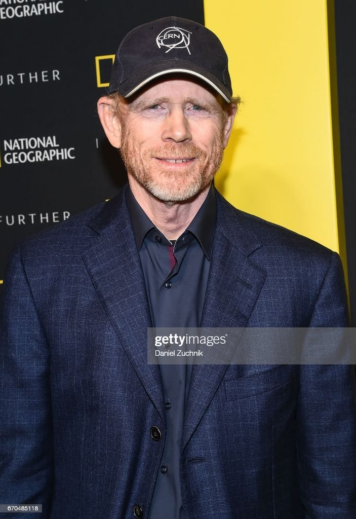 Ron Howard attends the 2017 National Geographic FURTHER FRONT at Jazz at Lincoln Center's Frederick P. Rose Hall on April 19, 2017 in New York City