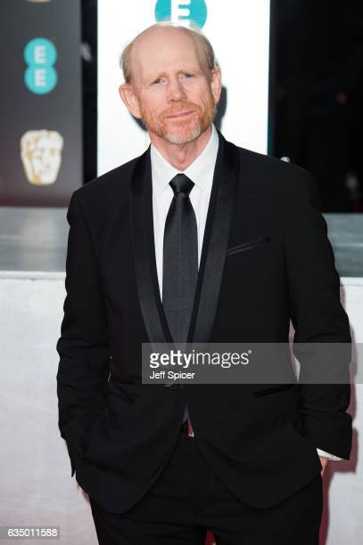 Ron Howard attends the 70th EE British Academy Film Awards at Royal Albert Hall on February 12 2017 in London England