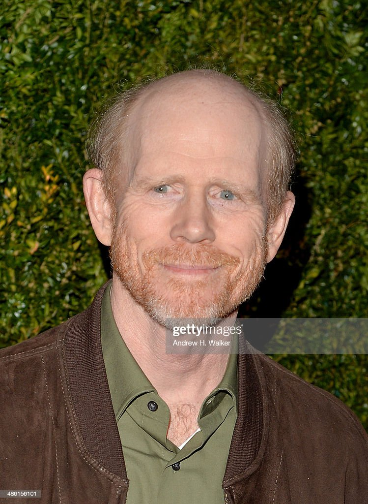 Ron Howard attends the Chanel Tribeca Film Festival Artist Dinner during the 2014 Tribeca Film Festival at Balthazar on April 22, 2014 in New York City.