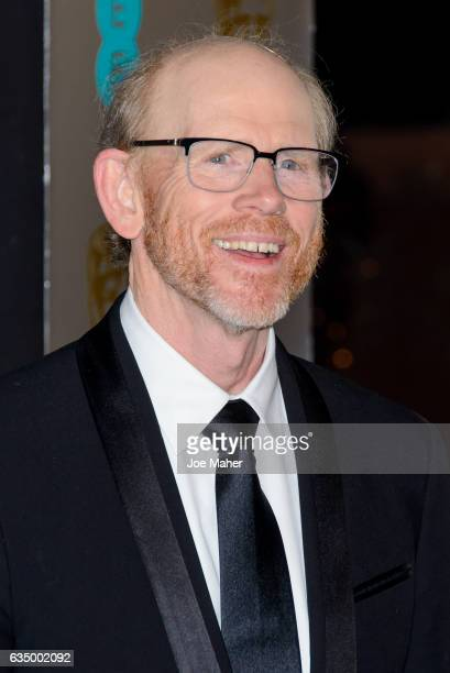 Ron Howard attends the official after party for the 70th EE British Academy Film Awards at The Grosvenor House Hotel on February 12 2017 in London...