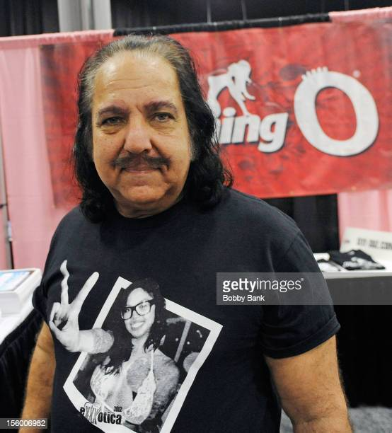 Ron Jeremy attends 2012 EXXXOTICA New Jersey at New Jersey Exposition Center on November 10 2012 in Edison New Jersey