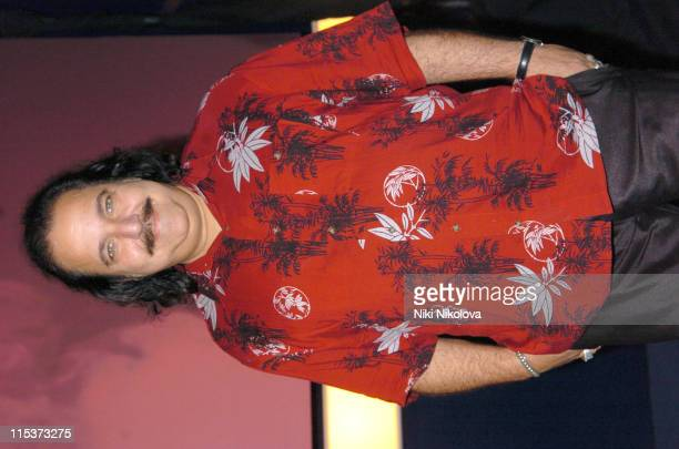 Ron Jeremy during 'Hell's Kitchen 2' Day 8 Arrivals in London Great Britain