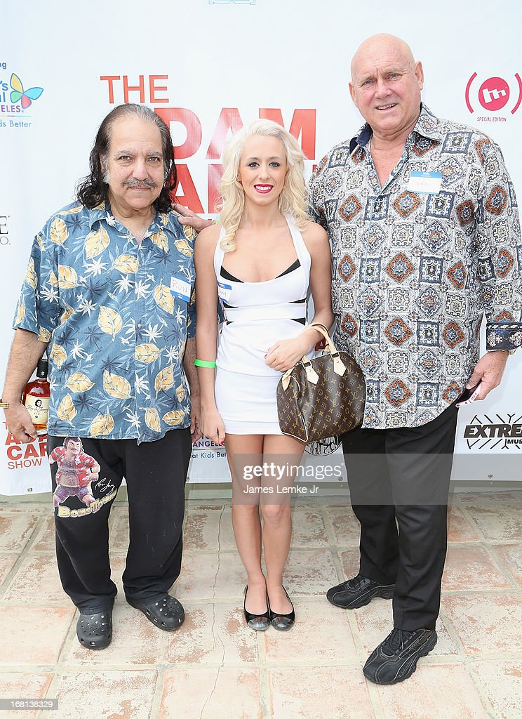<a gi-track='captionPersonalityLinkClicked' href=/galleries/search?phrase=Ron+Jeremy&family=editorial&specificpeople=206455 ng-click='$event.stopPropagation()'>Ron Jeremy</a>, Krissy Summer and Dennis Hof attend Adam Carolla's Cinco De Mangria party benefiting Children's Hospital Los Angeles on May 5, 2013 in Malibu, California.