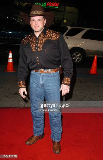 Ron Lester during 'Coach Carter' Los Angeles Premiere Arrivals at Grauman's Chinese Theatre in Hollywood California United States