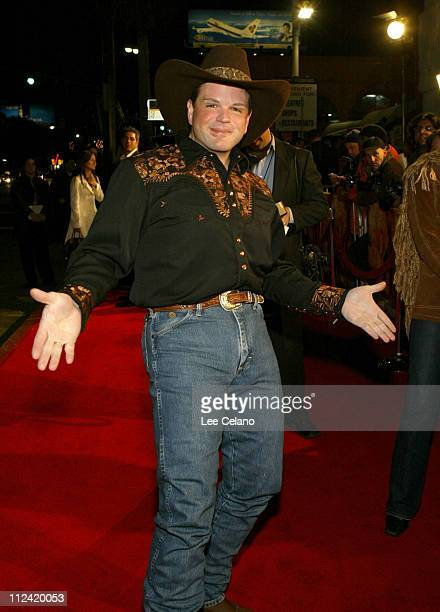 Ron Lester during 'Coach Carter' Los Angeles Premiere Red Carpet at Grauman's Chinese Theatre in Hollywood California United States