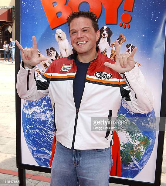 Ron Lester during 'Good Boy' Premiere at Mann Village Theatre in Westwood California United States