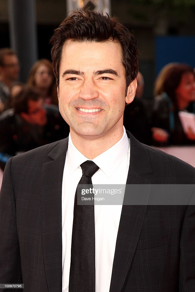 Ron Livingston arrives at The National Movie Awards 2010 held at The Royal Festival Hall on May 26 2010 in London England