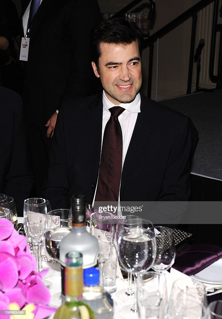 Ron Livingston attends the IFP's 22nd Annual Gotham Independent Film Awards sponsored by FIJI Water at Cipriani Wall Street on November 26, 2012 in New York City.