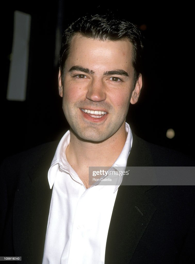 <a gi-track='captionPersonalityLinkClicked' href=/galleries/search?phrase=Ron+Livingston&family=editorial&specificpeople=213878 ng-click='$event.stopPropagation()'>Ron Livingston</a> during Premiere for 'Body Shots' at The Egyption Lloyd E. Rigler Theater in Hollywood, California, United States.