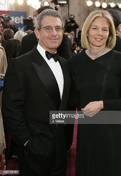 Ron Meyer of Universal and wife Kelly during The 77th Annual Academy Awards Executive Arrivals at Kodak Theatre in Hollywood California United States