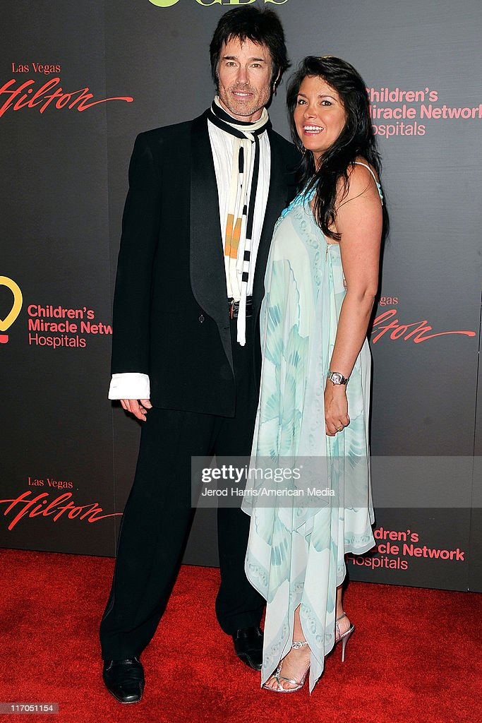 Ron Moss and Devin Devasquez arrives at 38th Annual Daytime Entertainment Emmy Awards For Soap Opera Weekly on June 19, 2011 in Las Vegas, Nevada.
