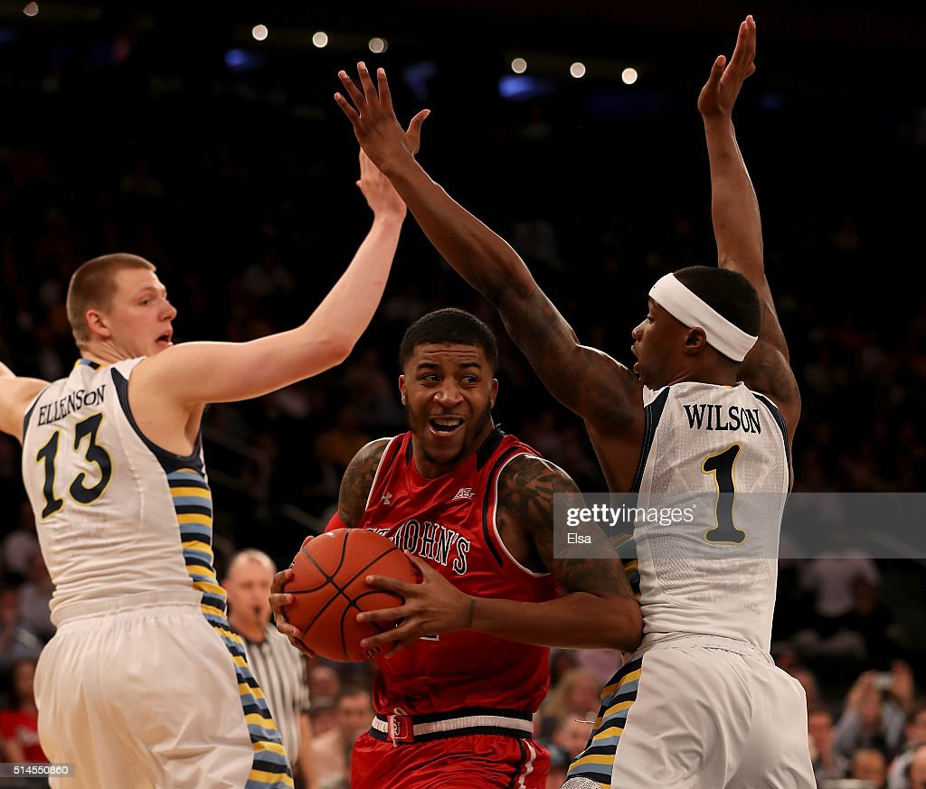 Big East Basketball Tournament First Round Getty Images