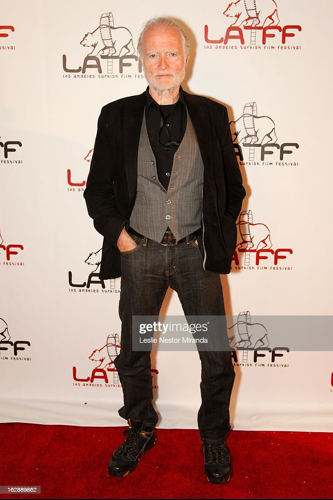 Ron Nilsson attends The 2nd Annual Los Angeles Turkish Film Festival Opening Reception at the Egyptian Theatre on February 28, 2013 in Hollywood, California.