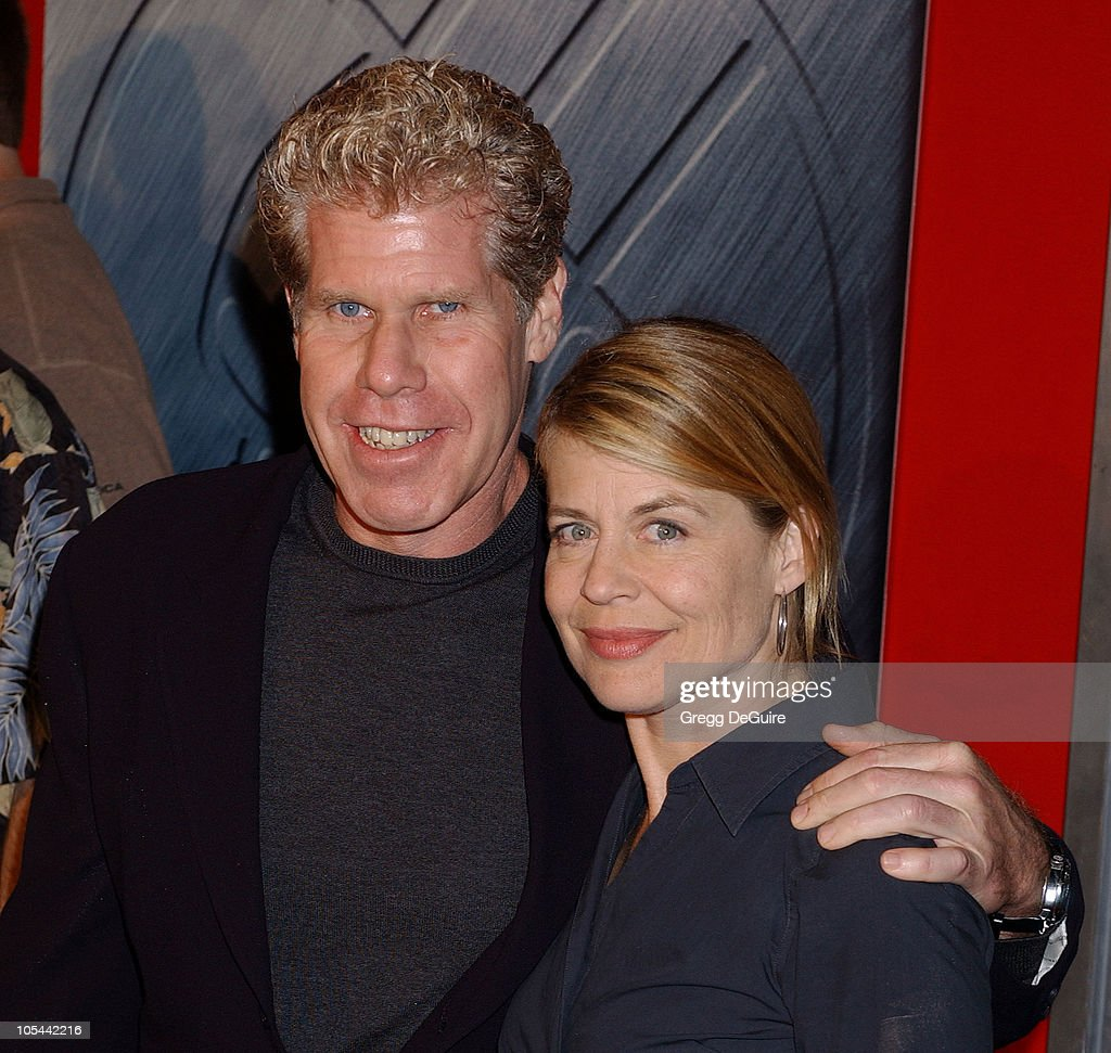 <a gi-track='captionPersonalityLinkClicked' href=/galleries/search?phrase=Ron+Perlman+-+Actor&family=editorial&specificpeople=208159 ng-click='$event.stopPropagation()'>Ron Perlman</a> and <a gi-track='captionPersonalityLinkClicked' href=/galleries/search?phrase=Linda+Hamilton&family=editorial&specificpeople=240480 ng-click='$event.stopPropagation()'>Linda Hamilton</a> during 'Hellboy' Los Angeles Premiere - Arrivals at Village Theatre in Westwood, California, United States.