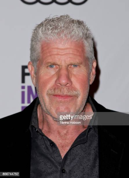Ron Perlman attends the screening of 'StartUp' at Bing Theater At LACMA on September 28 2017 in Los Angeles California