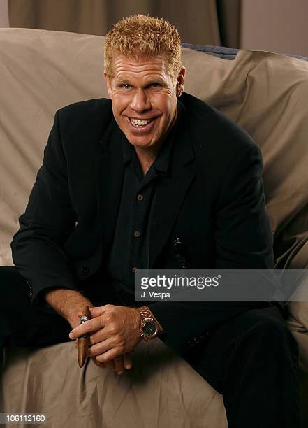 Ron Perlman during 31st Annual Toronto International Film Festival 'The Last Winter' Portraits at Portrait Studio in Toronto Ontario Canada