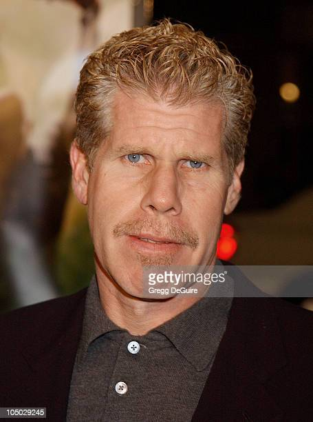 Ron Perlman during 'Star Trek Nemesis' World Premiere at Grauman's Chinese Theatre in Hollywood California United States