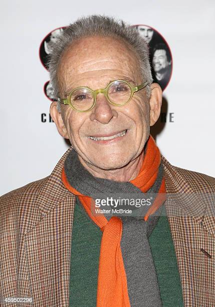 Ron Rifkin attends the OffBroadway Opening Night of the Joy Behar's 'Me My Mouth I' at Cherry Lane Theatre on November 23 2014 in New York City