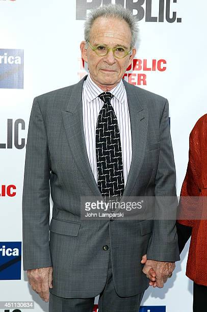 Ron Rifkin attends the Public Theater's 2014 Gala celebrating 'One Thrilling Combination' on June 23 2014 in New York United States