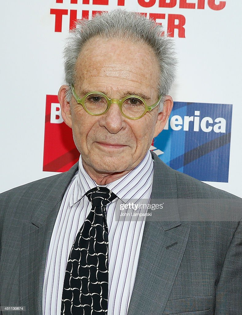 <a gi-track='captionPersonalityLinkClicked' href=/galleries/search?phrase=Ron+Rifkin&family=editorial&specificpeople=614338 ng-click='$event.stopPropagation()'>Ron Rifkin</a> attends the Public Theater's 2014 Gala celebrating 'One Thrilling Combination' on June 23, 2014 in New York, United States.