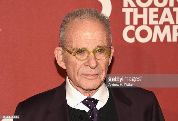 Ron Rifkin attends the Roundabout Theatre Company's 2015 Spring Gala at the Grand Ballroom at The Waldorf=Astoria on March 2 2015 in New York City