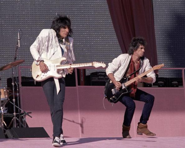 Stones 1981 1982 Wardrobes