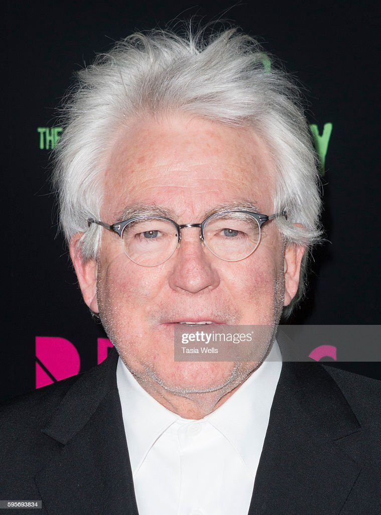 Ron Xerxes attends the premiere of Amazon Studios' 'Author The JT Leroy Story' at NeueHouse Hollywood on August 25 2016 in Los Angeles California
